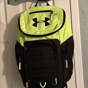 CO-ED UNDER ARMOR BACKPACK